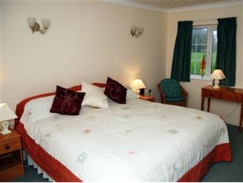 Aldercarr Hall - One of our executive double en-suite rooms