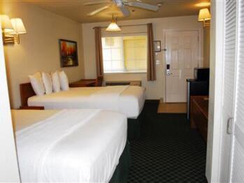 Quad room-Ensuite-Standard-Hotel room 214 - 2 double - Quad room-Ensuite-Standard-Hotel room 214 - 2 double