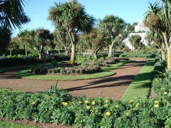 Beautiful Tropical Abbey Gardens - The English Riviera - Torquay