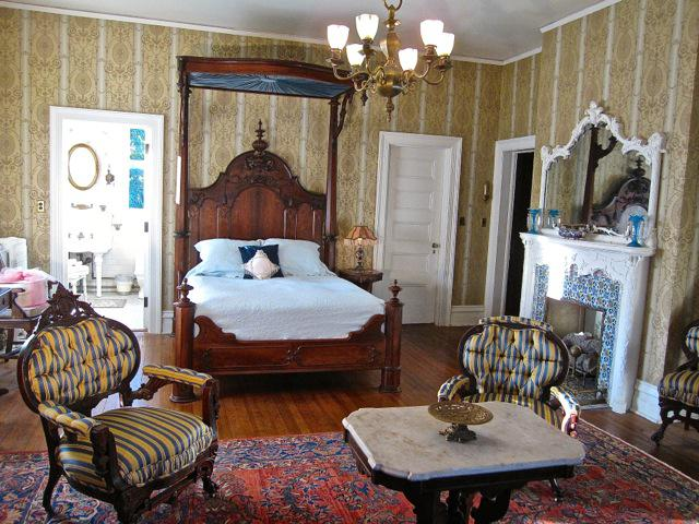 Ann Louise's Chamber