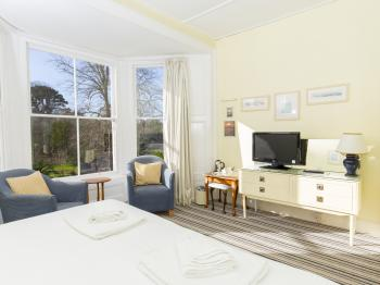 Double or Twin-Luxury-Ensuite with Bath-Park View-Room 10