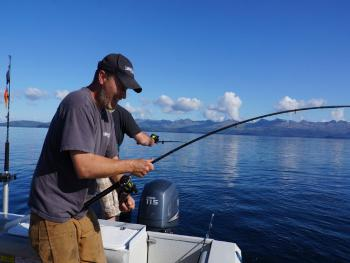 FISHING - PRINCE WILLIAM SOUND
