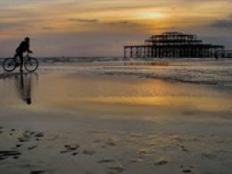 London to Brighton Bike Rides, June and September 2015