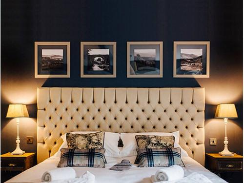 Hutton Roof Guest Room