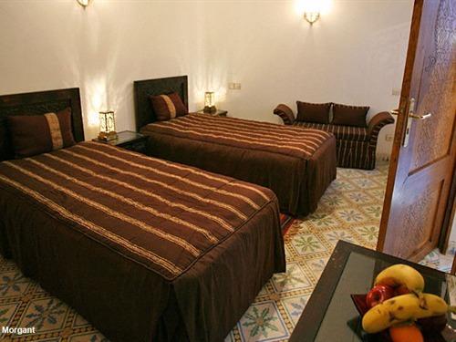 Riad Mouna Marrakech Chambres