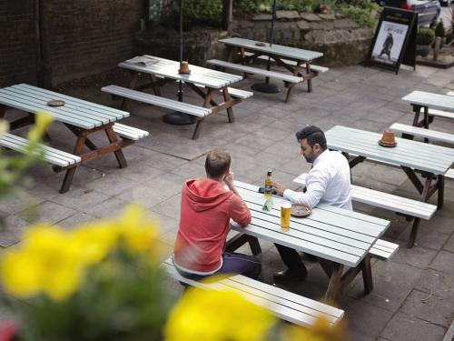 Beer Garden