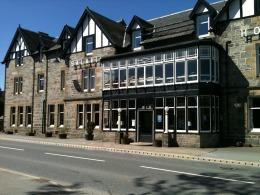 Balavil Hotel,  Newtonmore,  Highland
