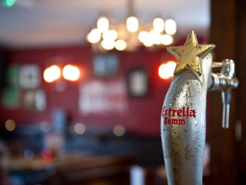 Cold Estrella from Spain