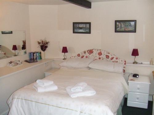Room 9 Double En Suite Shower Ground Floor