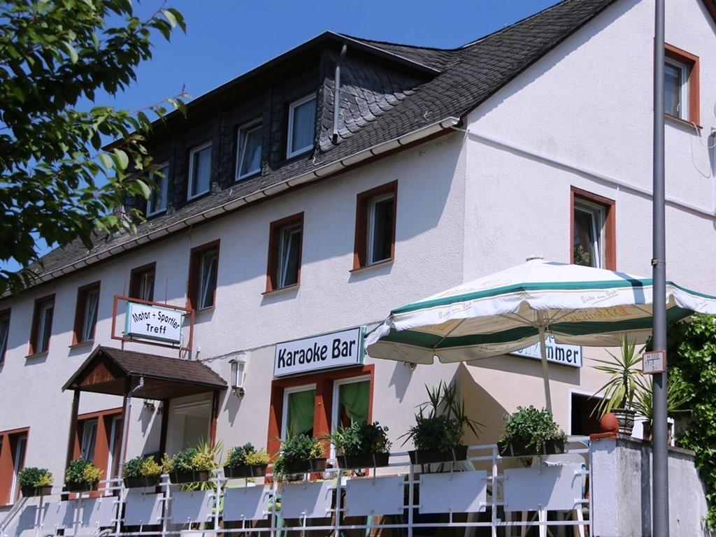 Hausansicht Gasthaus Tannenhof