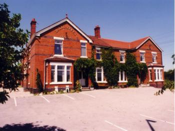 Holly Trees Hotel - Front of the Hotel