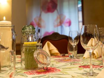 Salle de restaurant pour festivités