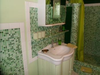 La Salle de Bain de la chambre Marcel Proust