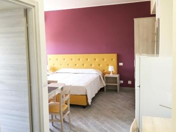 Appartamento-Standard-Bagno privato-MONOLOCALE - Tariffa base