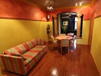 Apartment - dining room