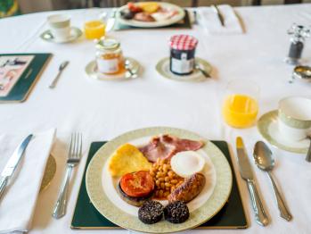 Full Suffolk breakfast