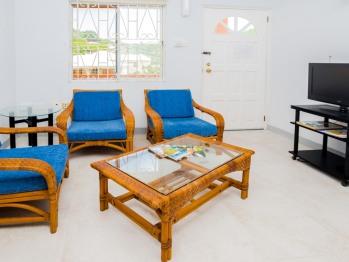 Standard One Bedroom-Living Room