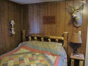 Back Bedroom of Cowboy