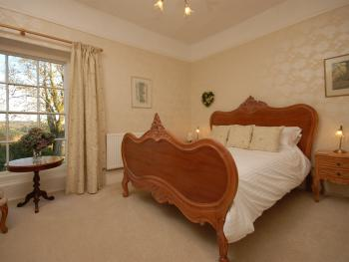 The Tamar Room has wonderful views across the Tamar Valley