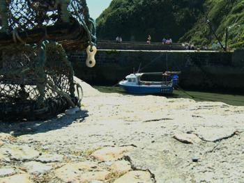 Visit delightful harbours & villages of Fowey, Charlstown & Mevagissey