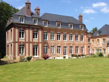 Château de Grèges - FACADE EXTERIEURE