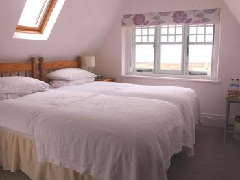 Room 7 (Wanaka) Double or twin bedded room with ensuite shower