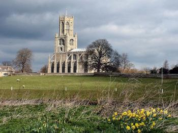 St Mary's and All Saints Church Fotheringhay