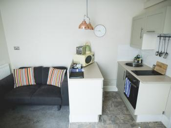 Victoria - Kitchen and Living Space