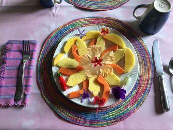 Daily breakfastreakfast included