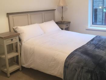 Durham Serviced Properties - Bedroom 1 - Double Deluxe