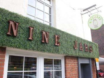 Welcome to Nine Jars Bistro & Hotel