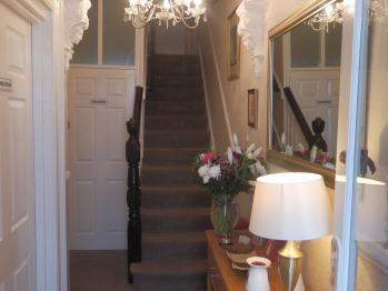 Boyne House Guest House - Guest House Lobby