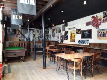 Stable Bar, hosting regular live music