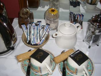Tea and Coffee making facilities in all rooms