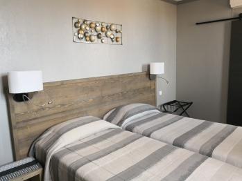 Double-Confort-Salle de bain-Vue ville