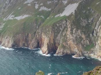 Wild Atlantic Way drive to Sliabh Liag