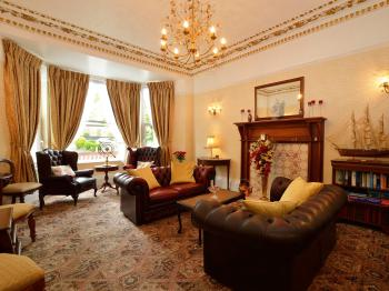 relax in the tranquil lounge at The Westgate, Torquay