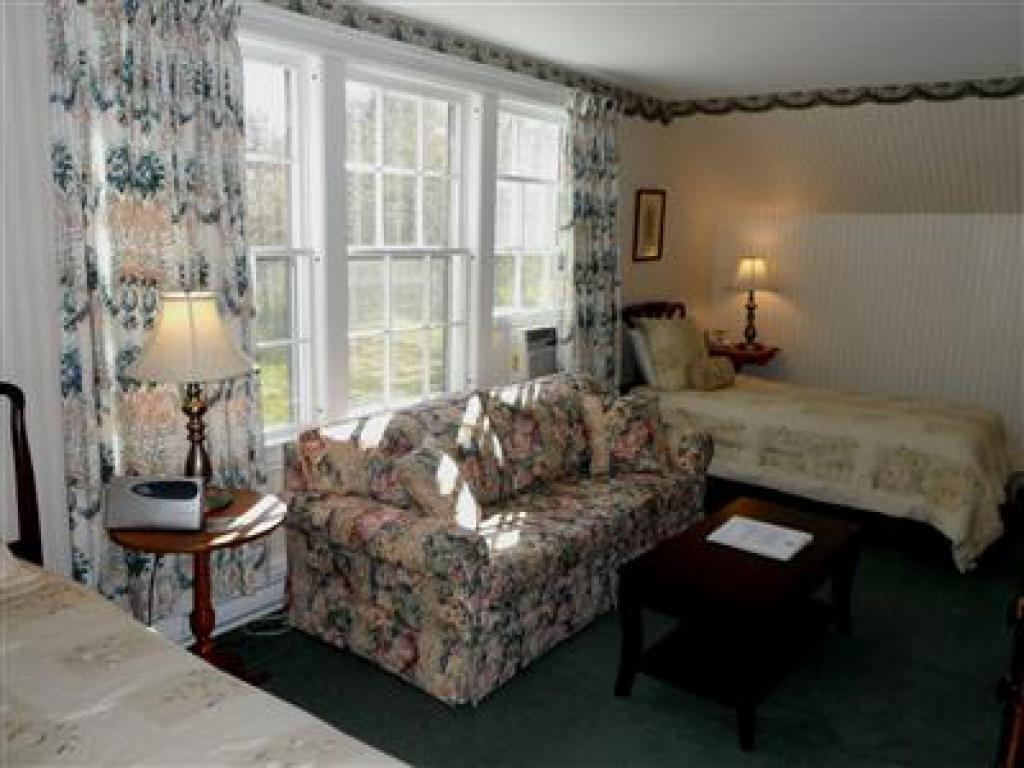 Double room-Ensuite-Economy-Garden View-Room 15