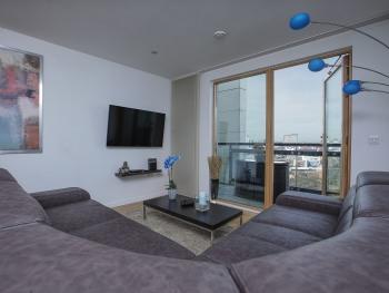 Central Leeds Penthouse -