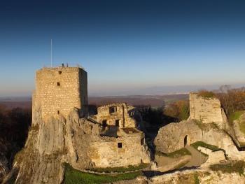 Le château du Landskron de Leymen