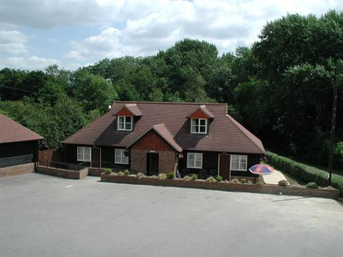 View of rooms & car park