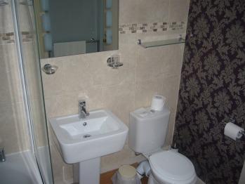 Rm 5 bathroom 1st floor