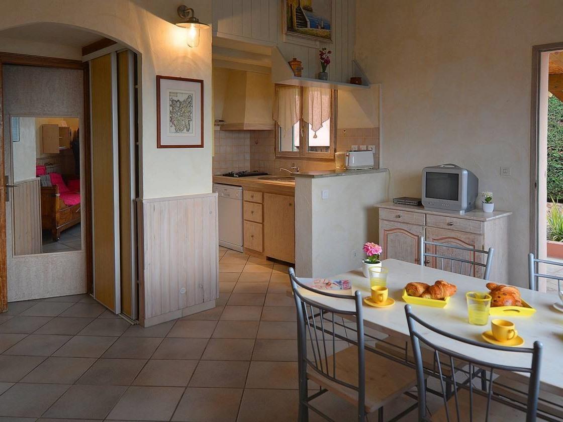 Mini-villa T3 3 personnes