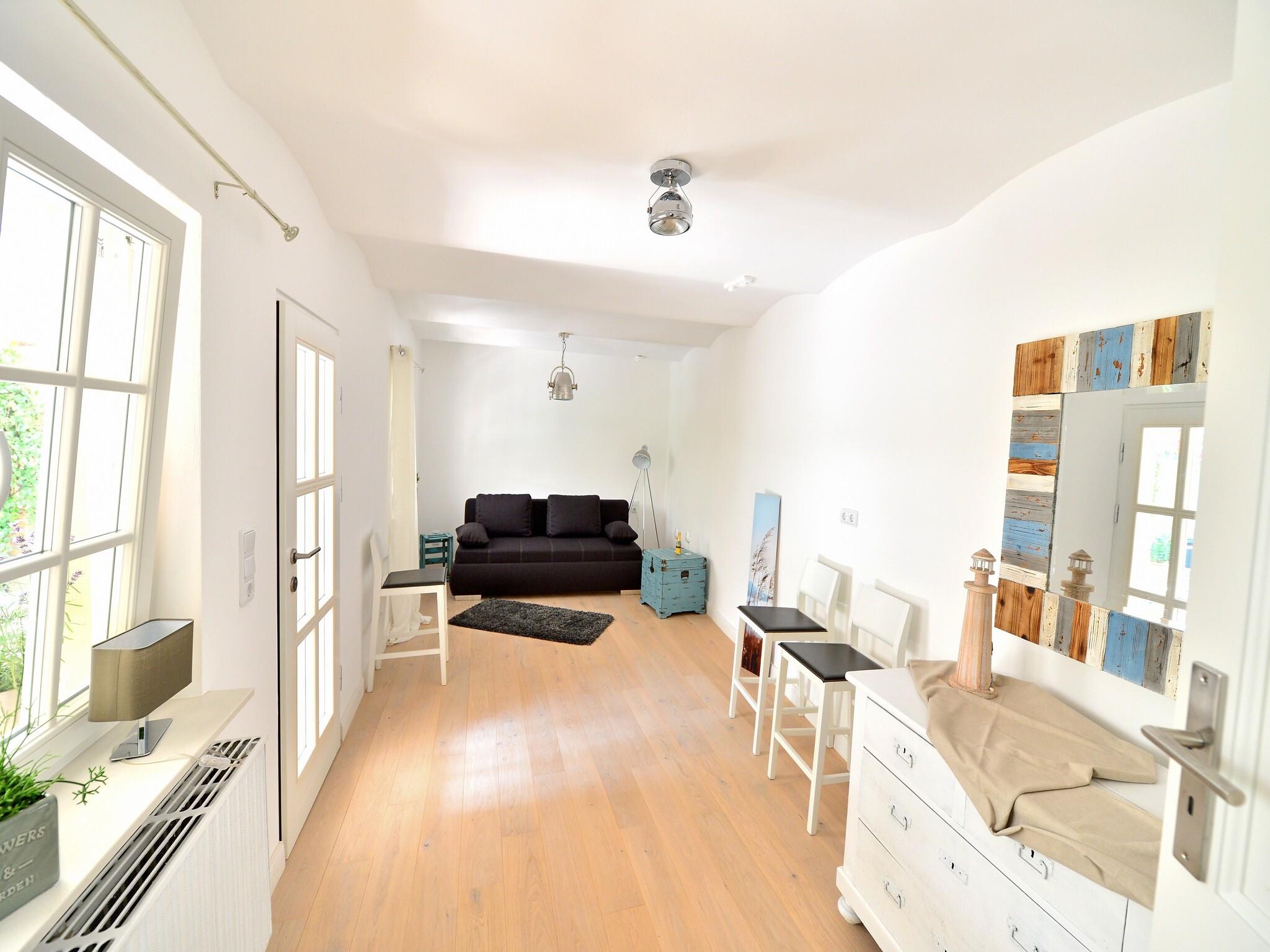 Apartment-Komfort-Ensuite Dusche-Terrasse