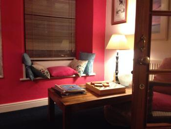 Relax In The Snug. For Your Use With Information, Books and DVD's.