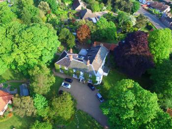 The Grove Cromer - The Grove is aptly named as it is in four acres of secluded wooded grounds