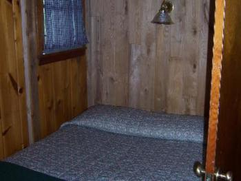 Cabin-Private Bathroom-Standard-Lake View-Cabin 7 - Base Rate