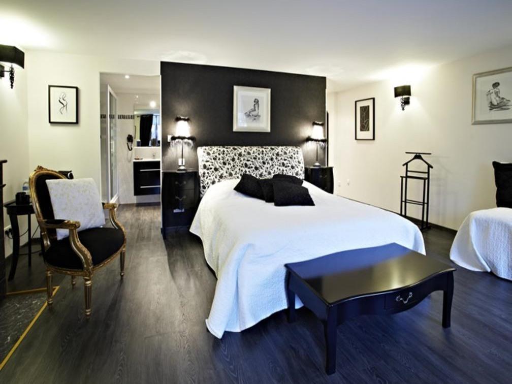 La suite Black and White