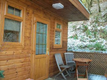 Double room-Ensuite-Cabin - Pet Friendly