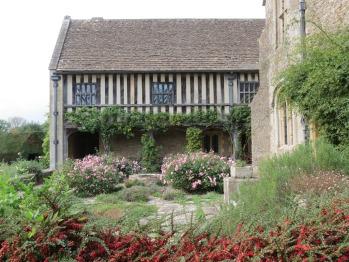Visit the lovely Great Chalfield Manor, near Bradford-On-Avon